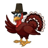 11292326-a-cartoon-thanksgiving-turkey-in-a-pilgrim-hat-on-white-background
